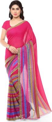 SATYAM WEAVES Paisley Banarasi Cotton Silk Saree(Multicolor)