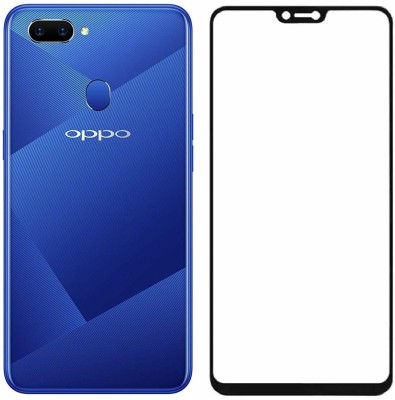 MB STAR Tempered Glass Guard for oppo a5(Pack of 1)