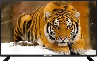 View Punta 109cm (43 inch) HD Ready LED Smart TV(Crystal LT - 43 Smart)  Price Online