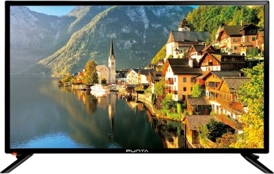 View Punta 80cm (32 inch) HD Ready LED TV(Crystal LT - 32E)  Price Online