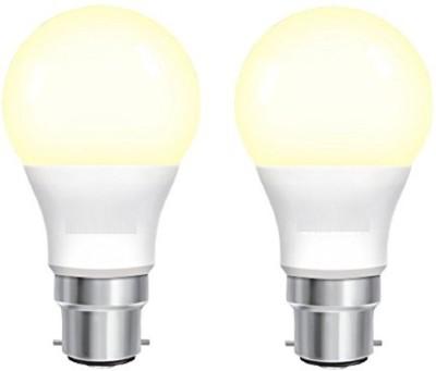 XYDROZEN 9 W Globe B22 LED Bulb(White, Pack of 2) at flipkart