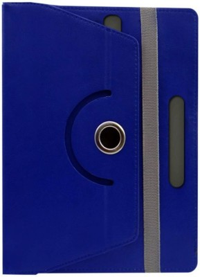 Cutesy Flip Cover for Iberry Bt07 7inch Bt-07 7.0(Blue, Cases with Holder)
