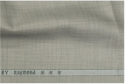 Raymond Cotton Viscose Blend Solid Trouser Fabric(Unstitched)