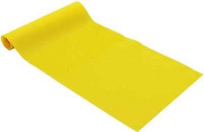 HOMMER Premium Resistance Light Fitness Band Yellow, Pack of 1 HOMMER Fitness Bands