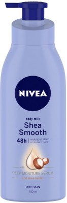 Nivea Smooth Milk Body Lotion 400ml