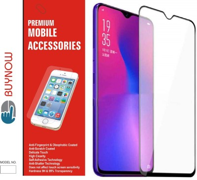 Buynow Edge To Edge Tempered Glass for Oppo F9, OPPO F9 Pro, Realme 2 Pro, Realme U1, Realme 3 Pro(Pack of 1)