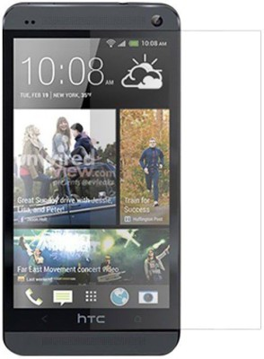 MOBIRUSH Tempered Glass Guard for HTC Desire M7(Pack of 1)