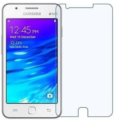 MOBIRUSH Tempered Glass Guard for Samsung Galaxy Z1(Pack of 1)