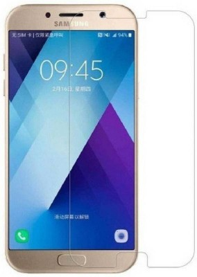 MOBIRUSH Tempered Glass Guard for Samsung Galaxy A5-2017(Pack of 1)
