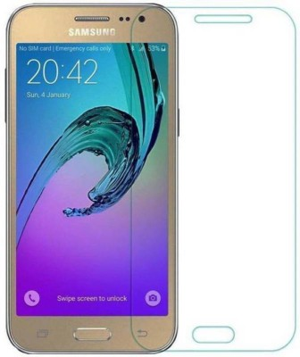 ZIVITE Tempered Glass Guard for Samsung Galaxy J2 Ace Pack of 1 ZIVITE Screen Guards