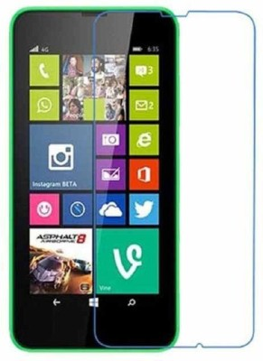 ZIVITE Tempered Glass Guard for Nokia Lumia 535(Pack of 1)
