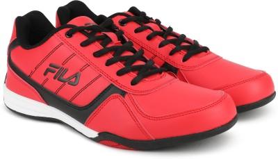 a45d4d76c10 9% OFF on Fila Football Shoes For Men(Black) on Flipkart ...