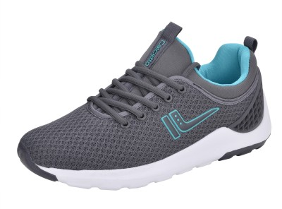 11bd195b2dc97b Calcetto Brand Mens Grey Green Sports Shoes 7501