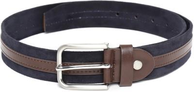 Hamilton Men Formal Blue Artificial Leather Belt