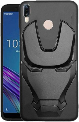 VAKIBO Back Cover for OnePlus 7T(Black, 3D Case)