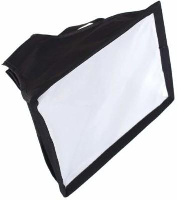 SHOPEE 15 x 17cm Universal Cloth Flash Bounce Diffuser for Canon Nikon Sony yongnuo FLASH Diffuser(White)