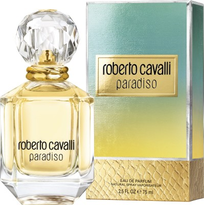 roberto cavalli Paradiso Eau de Parfum  -  75 ml(For Women) at flipkart