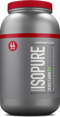 Nature'S Best Isopure Zero Carb Whey Isolate Protein (1.36Kg, Cookies And Cream)