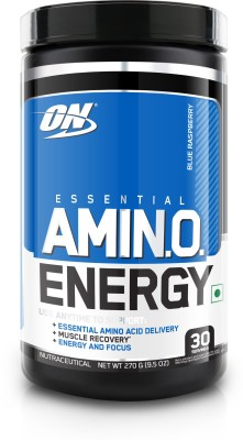 Optimum Nutrition Amino Energy (0.6lbs, Raspberry)