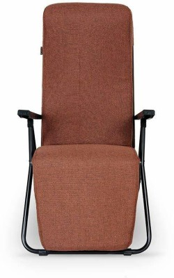 furlay Recliner Chair Fabric Manual Recliner(Finish Color - Coffee Bean)