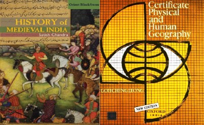 Best Book For Upsc Satish Chandra History Of Medieval India, Certificate Physical And Human Geography, English Medium, Paper Back Best Book For Civil Services, UPSC,IAS,IPS EXAM Bihar Psc,psc Exam(Paperback, Satish Chandera and other)