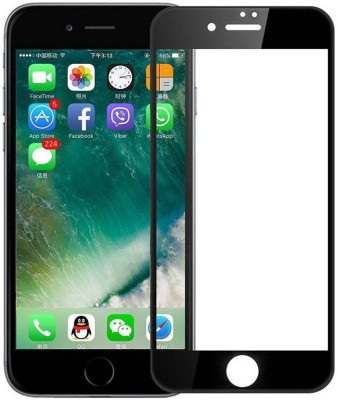 EASYBIZZ Edge To Edge Tempered Glass for Apple iPhone 7(Pack of 1)