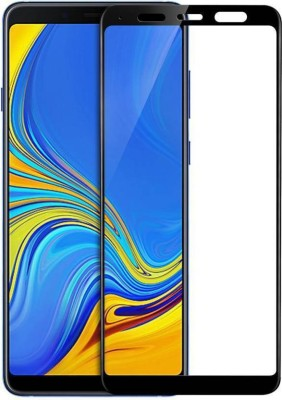 b.bright Edge To Edge Tempered Glass for Samsung Galaxy A9 Star 2018 (Pack of 1)(Pack of 1)
