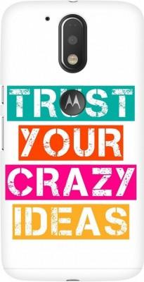COBIERTAS Back Cover for Motorola Moto G (4th Generation) Plus(Multicolor)