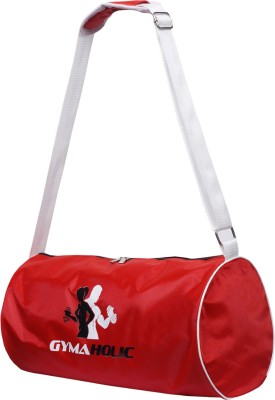DEE MANNEQUIN Gymaholic Red Red, Kit Bag