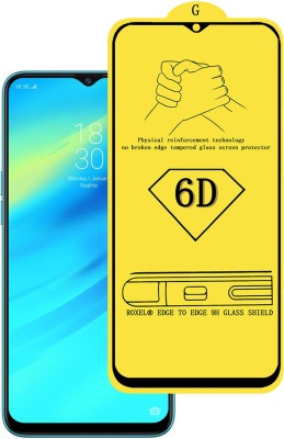 CRodible Edge To Edge Tempered Glass for Realme 2 Pro(Pack of 1)