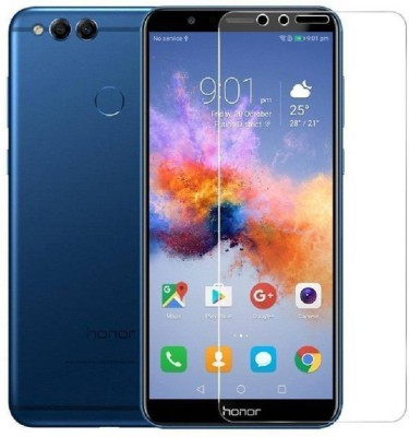 Fashion Way Front and Back Tempered Glass for HONOR 7X {FLEXIBLE GLASS}(Pack of 2)