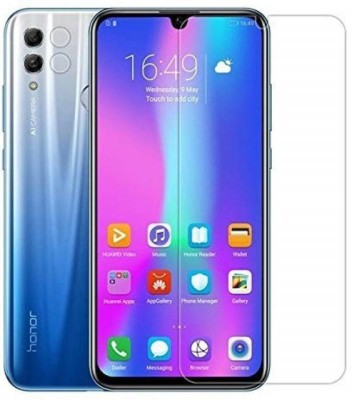 Fashion Way Front and Back Tempered Glass for HONOR 10LITE {FLEXIBLE GLASS}(Pack of 2)