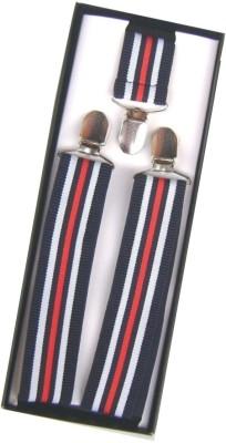 Civil Outfitters Y  Back Suspenders for Men, Women, Boys Multicolor