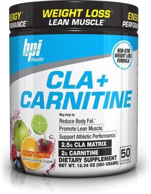 BPI Sports cla+ carnitine, 50 serving(350 g)