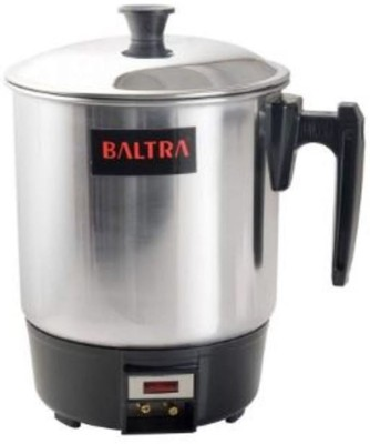 Baltra BHC-101 0.8L Electric Kettle(0.8 L, Silver)