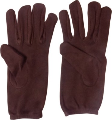 Aadikart Solid Protective Women Gloves at flipkart