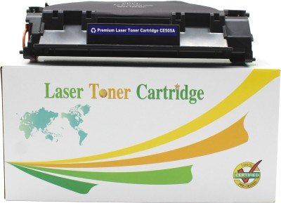 IMPRO Compatiable CE505A   05A Black Ink Toner IMPRO Toners