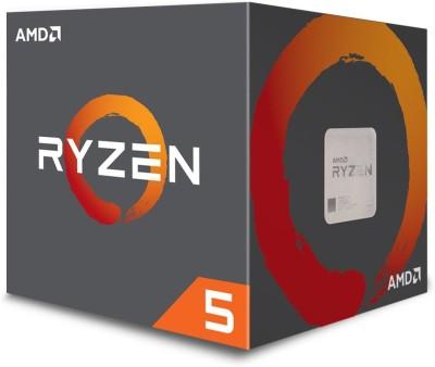 AMD 4 GHz AM4 Ryzen Processor 5 1600X Processor(White) at flipkart