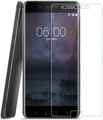 Bizone Tempered Glass Guard for Nokia 5(Pack of 1)