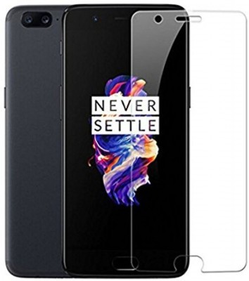 KITE DIGITAL Tempered Glass Guard for OnePlus 5(Pack of 3)