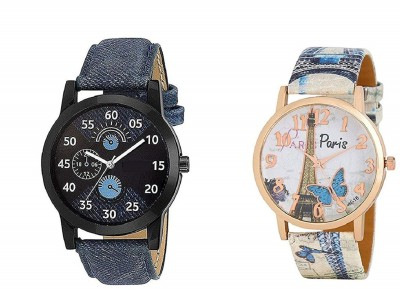 NEO VICTORY Analog Multicolor Dial for Men