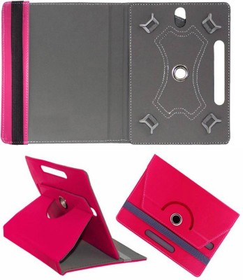 CUTESY Book Cover for HP Slate 7 Voice Tab(Pink, Cases with Holder)