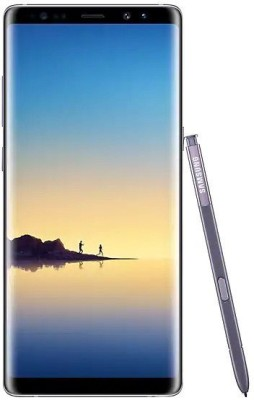 Samsung Galaxy Note 8 (Orchid Grey, 64 GB)(6 GB RAM)