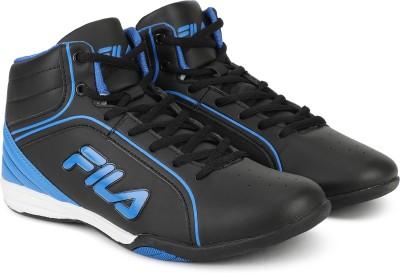 Fila IGNISM SS 19 Basketball Shoes For Men(Blue, Black