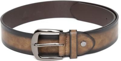 Hamilton Men Formal Brown Artificial Leather Belt