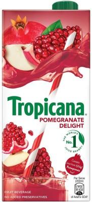 Tropicana Pomegranate Delight Fruit Beverage(1 L)