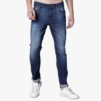 Highlander Slim Men Blue Jeans