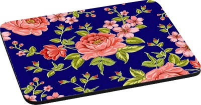 RADANYA Floral Nature RDPD-01-85 Mousepad(Navy Blue)