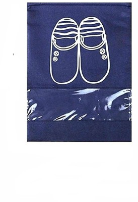 Three Elements Shoe Pouch Blue Three Elements Travel Pouches