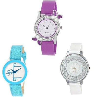 Exotica Amazing Look For Girls Watch Trendy Design Analog Watch  - For Girls